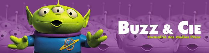 Buzz & Cie : l'actualité des studios Pixar